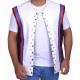 WWE Allen Neal Jones AJ Styles Leather Vest