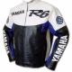 Yamaha R6 Racing Biker Leather Jacket