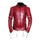 Arrow Arsenal Hooded Leather Jacket