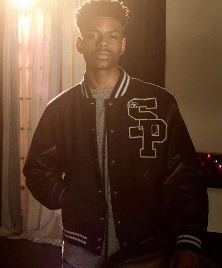 Aubrey Joseph Cloak & Dagger Varsity Jacket