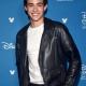 Joshua Bassett High School Musical Black Leather Jacket