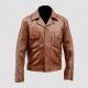 Once Upon A Time In Hollywood Leather Jacket