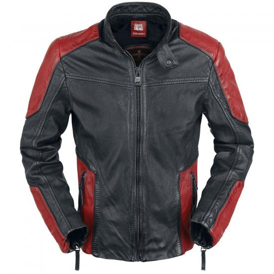 Suicide Squad Deadshot Will Smith Leather Jacket