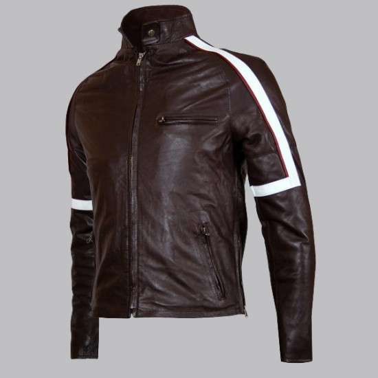 Tom Cruise War Of The Worlds Ray Ferrier Leather Jacket