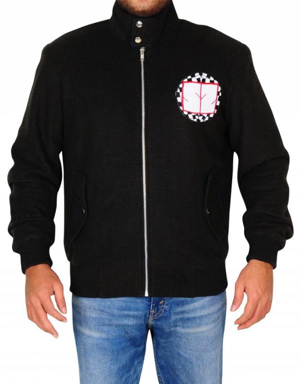 Wrestler Rami Sebei SZ Logo Fleece Jacket