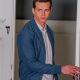 Evan Buckley TV Series 9-1-1 Oliver Stark Bomber Jacket