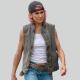 Jennifer Landon Yellowstone Cotton Vest