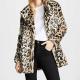 Kelly Reilly Yellowstone Beth Dutton Cheetah Print Coat