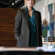 Kelly Reilly Yellowstone Beth Dutton Trench Wool Coat