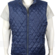 Kevin Costner Yellowstone John Dutton Blues Quilted Vest