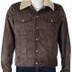 Kevin Costner Yellowstone John Dutton Corduroy Jacket