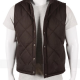 Kevin Costner Yellowstone John Dutton Quilted Vest