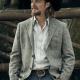 Luke Grimes Yellowstone Kayce Dutton Wool Blazer