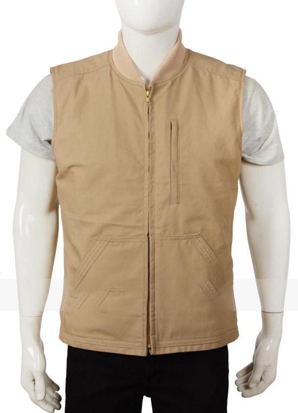 Luke Grimess Yellowstone Kayce Dutton Cotton Vest