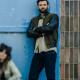 Stuart Martin Army Of Thieves 2021 Brad Cage Fleece Jacket
